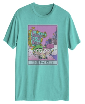 Men's Fairly Oddparents Short Sleeve Graphic T-shirt