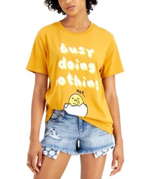 Juniors' Sanrio Message T-Shirt