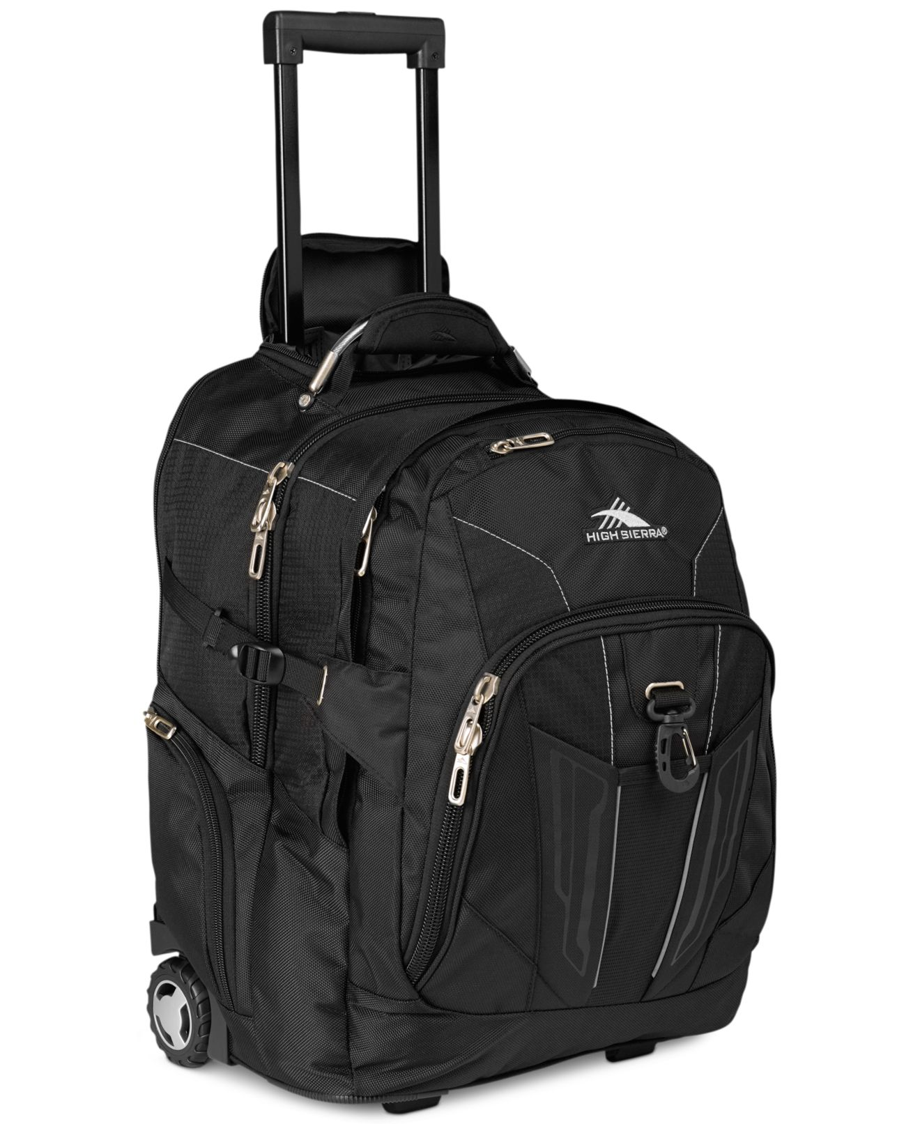 Travel Select Rolling Backpack - Crazy Backpacks