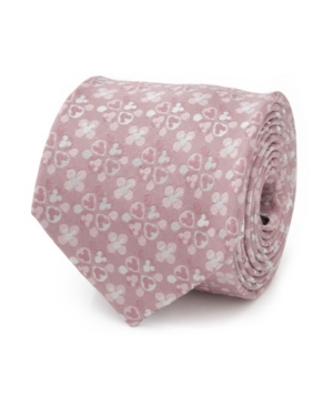 Men's Mickey Mouse Silhouette Blossom Tie