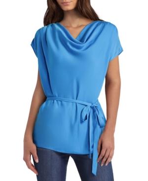 Extended Shoulder Blouse