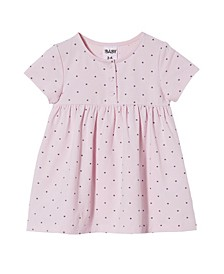 Baby Girls Milly Short Sleeve Dress