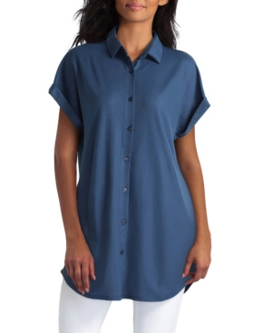 Women's Extended Shoulder Collard Tunic