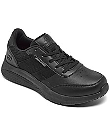 Women's Work Relaxed Fit- Elloree Bluffton Slip-Resistant Work Sneakers from Finish Line