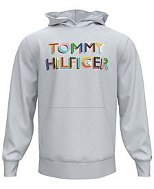 Men's Pride Logo French Terry Hoodie