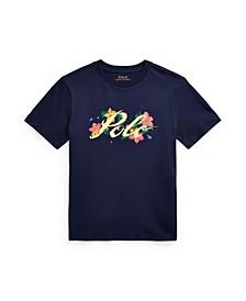 Big Boys Logo Jersey T-shirt