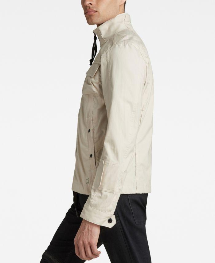 G-Star Raw Men's Utility HB Tape Jacket & Reviews - Coats & Jackets - Men - Macy's