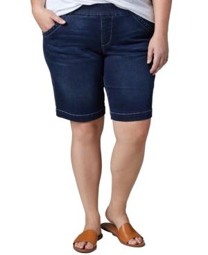 """Plus Size Gracie 8"""" Shorts"""