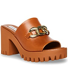 Women's Suddenly Platform Lug Sole Sandals