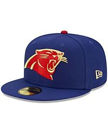 Carolina Panthers Americana 59FIFTY Cap
