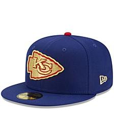 Kansas City Chiefs Americana 59FIFTY Cap