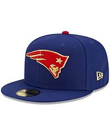 New England Patriots Americana 59FIFTY Cap
