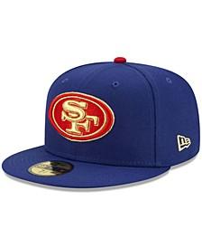 San Francisco 49ers Americana 59FIFTY Cap