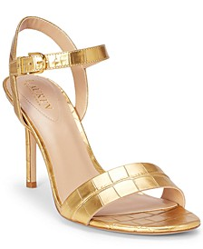 Lauren by Ralph Lauren Women's Gwen Dress Sandals
