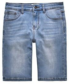 Big Boys Dynamic Stretch Denim Shorts