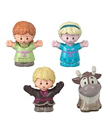 Fisher-Price  - Disney Frozen Young Anna and Elsa & Friends by Little People
