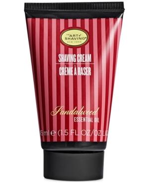 Sandalwood Shaving Cream Travel Size