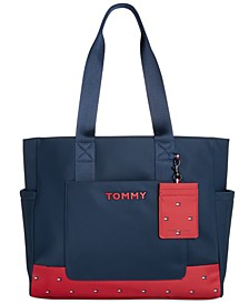 Piper Recycled Nylon Tote