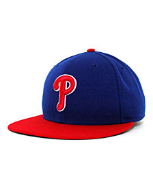 New Era Philadelphia Phillies MLB Authentic Collection 59FIFTY Fitted Cap