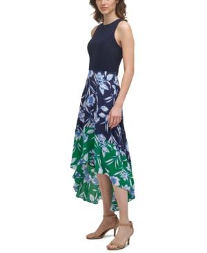 High-Low A-Line Dress