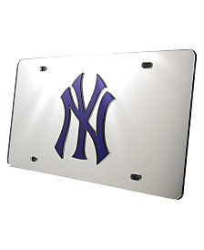 Rico Industries New York Yankees License Plate
