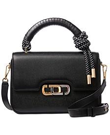 The J Link Leather Shoulder Bag