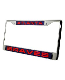 Rico Industries Atlanta Braves License Plate Frame