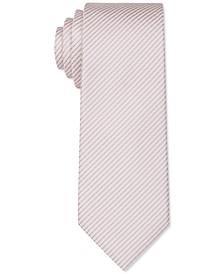 Men's Slim Rail Stripe Tie