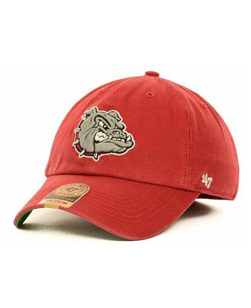 47 Brand Gonzaga Bulldogs NCAA  47 Franchise Cap - Sports Fan Shop ... 8a168d877