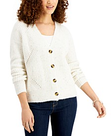 Petite Knit Cardigan, Created for Macy's