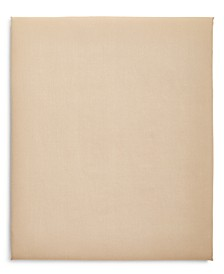100% Supima Cotton 680 Thread Count Fitted Sheet, Queen, Created for Macy's