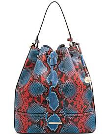 Marlowe Leather Shoulder Bag