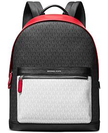 Men's Explorer Colorblocked Logo-Print Backpack