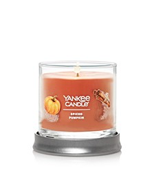 Signature Small Tumbler Spiced Pumpkin Candle, 4.3 Oz