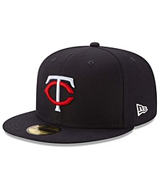 Minnesota Twins 2021 Father's Day 59FIFTY Cap