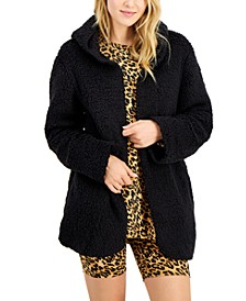 Hooded Cardigan Robe, Created for Macy's