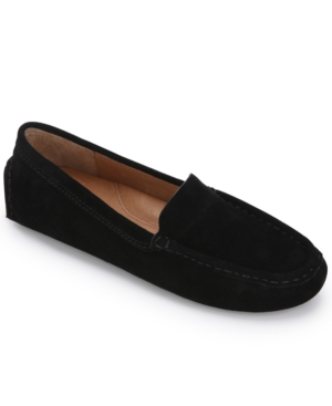 By Kenneth Cole Women's Mina Driver Loafer Flats Women's Shoes