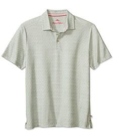 Men's Mod Palms Polo Shirt