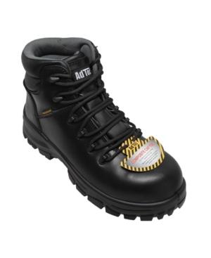 Women's Cap Toe Work Boots Women's Shoes