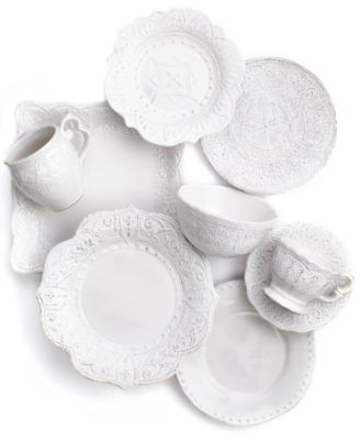 Maison Versailles Mix and Match Collection  sc 1 st  Macy\u0027s & Maison Versailles Mix and Match Collection - Dinnerware - Dining ...