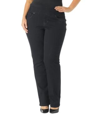 Plus Size Peri Straight Leg Jeans