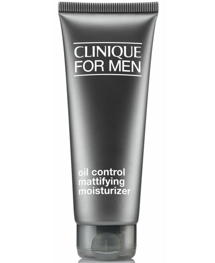 Clinique For Men Oil-Control Mattifying Moisturizer, 3.4 oz & Reviews - Skin Care - Beauty - Macy's
