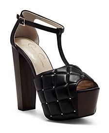 Women's Dayane High Heel Platform Sandals