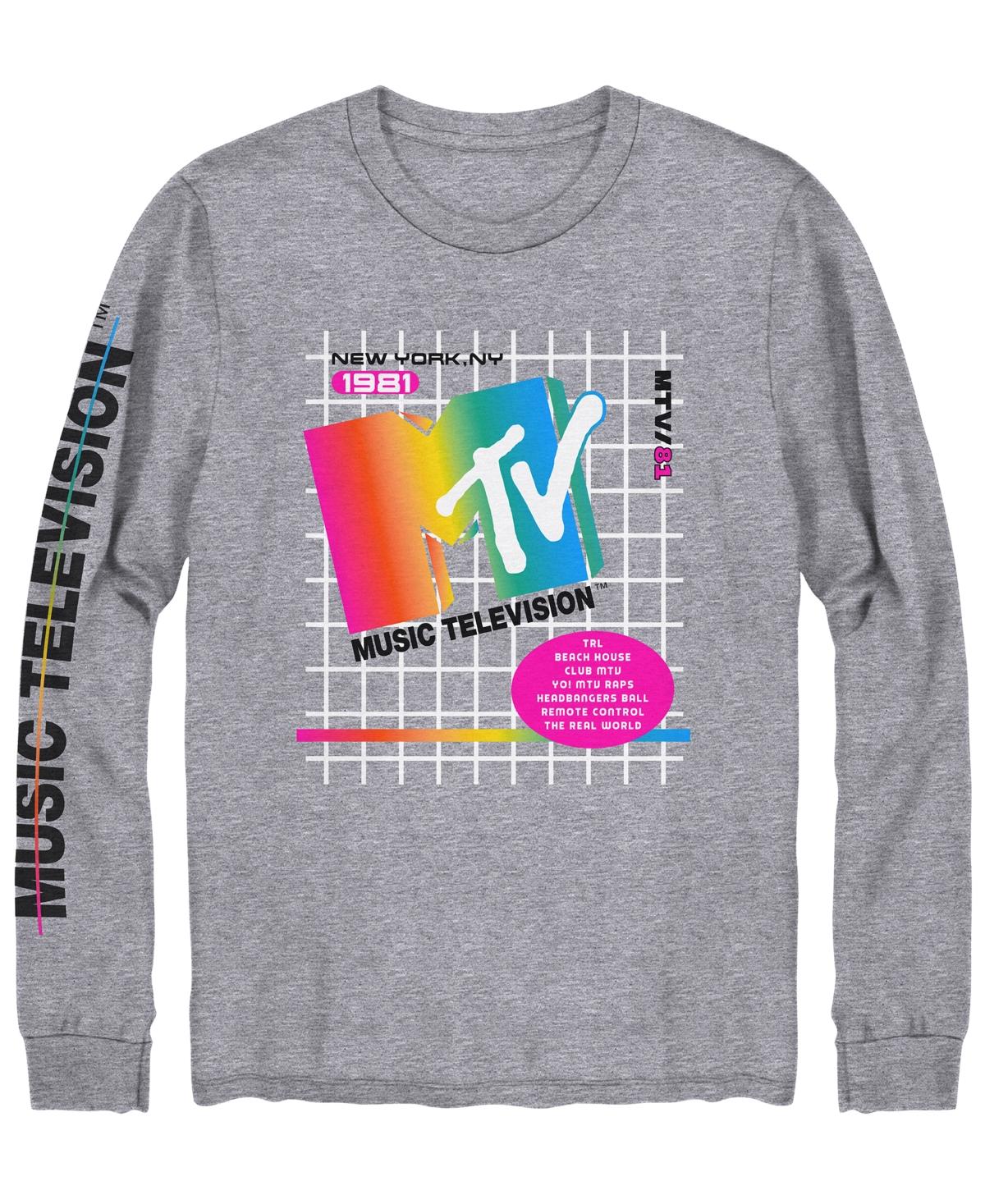 Men's 1981 Mtv Long-Sleeve Graphic T-Shirt