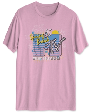 Men's M-Tv Palm City T-Shirt