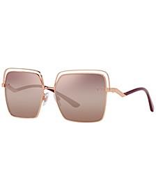 Women's Sunglasses, DG2268 59