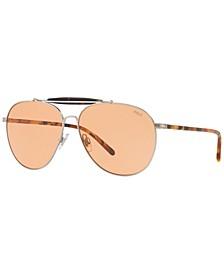 Men's Sunglasses, PH3106 60