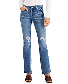 Elizabeth Bootcut Jeans, Created for Macy's