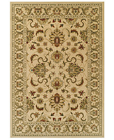 "CLOSEOUT! Dalyn St. Charles STC45 Ivory 9'6"" x 13'2"" Area Rug"