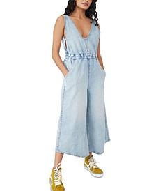 Alora Cotton Jumpsuit